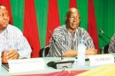 UNIVERSITE OUAGA II   :  Pr Adjima Thiombiano dans ses nouveaux habits de président