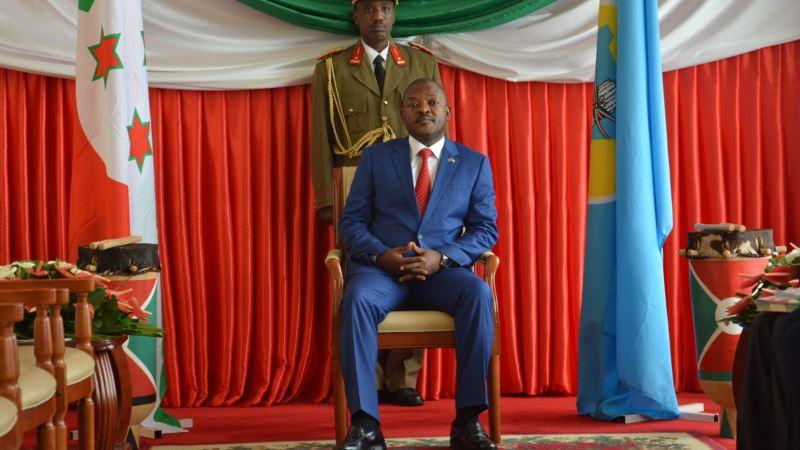 ELEVATION DE NKURUNZIZA AU RANG DE GUIDE SUPREME ETERNEL : Alléluia ô dieu du Burundi!