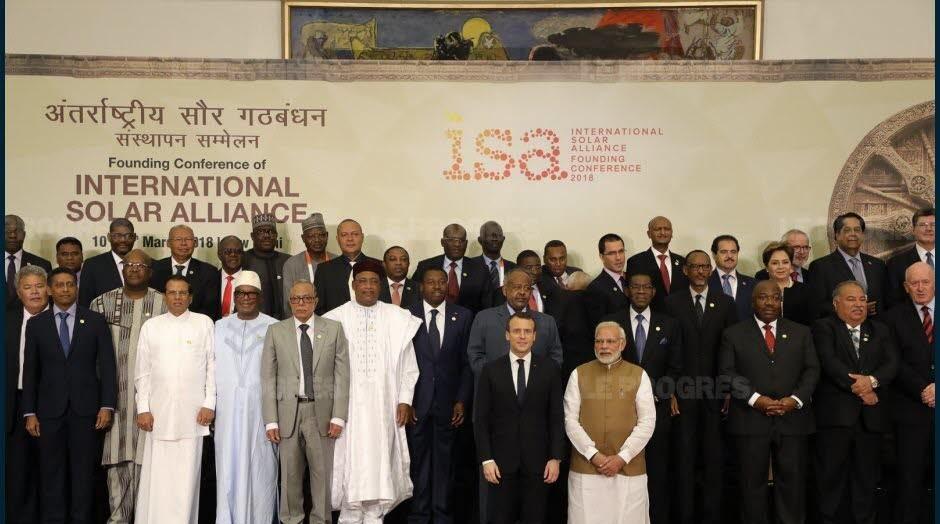 SOMMET DE L'ASI EN INDE : L'Afrique saura-t-elle en tirer profit?