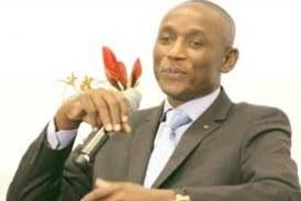CIMETIERE MUNICIPAL  DE GOUNGHIN :    Jean-Baptiste Natama  conduit à sa dernière demeure