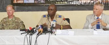 FLINTLOCK  2019   :  Le   commandement général   sera basé au Burkina