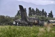 Algérie : Un crash, plusieurs interrogations