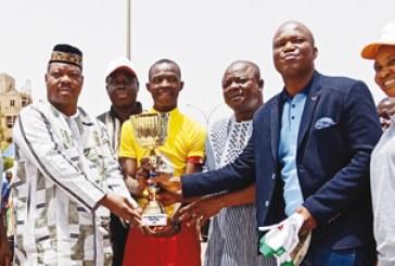 GRAND PRIX CYCLISTE DU JOURNAL « AUJOURD'HUI AU FASO »  :   Le triomphe de Aziz Nikiéma