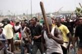 AFFRONTEMENTS SANGLANTS ENTRE CHRETIENS ET MUSULMANS AU NIGERIA