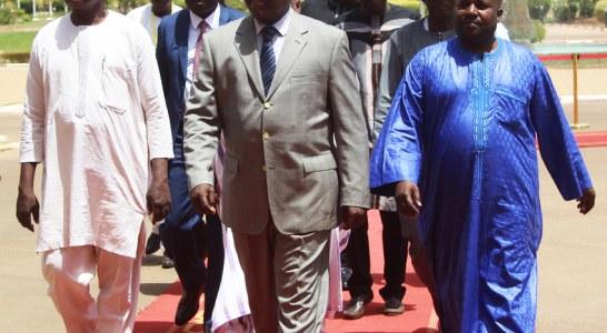 Le CFOP  A KOSYAM     La nouvelle Constitution et le vote des Burkinabè de la  diaspora au menu des échanges