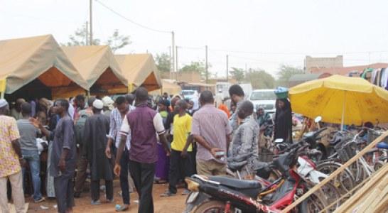 PRECHE DU CHEICK ABDOUL  AZIZ AGUIB SORE A SOMGANDE  :   6 personnes meurent  dans  une bousculade