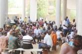 GREVES ET SIT-IN DES TRAVAILLEURS DE L'ACTION SOCIALE  :   « En plus du mépris, il y a la répression », selon le SG du SYNTAS