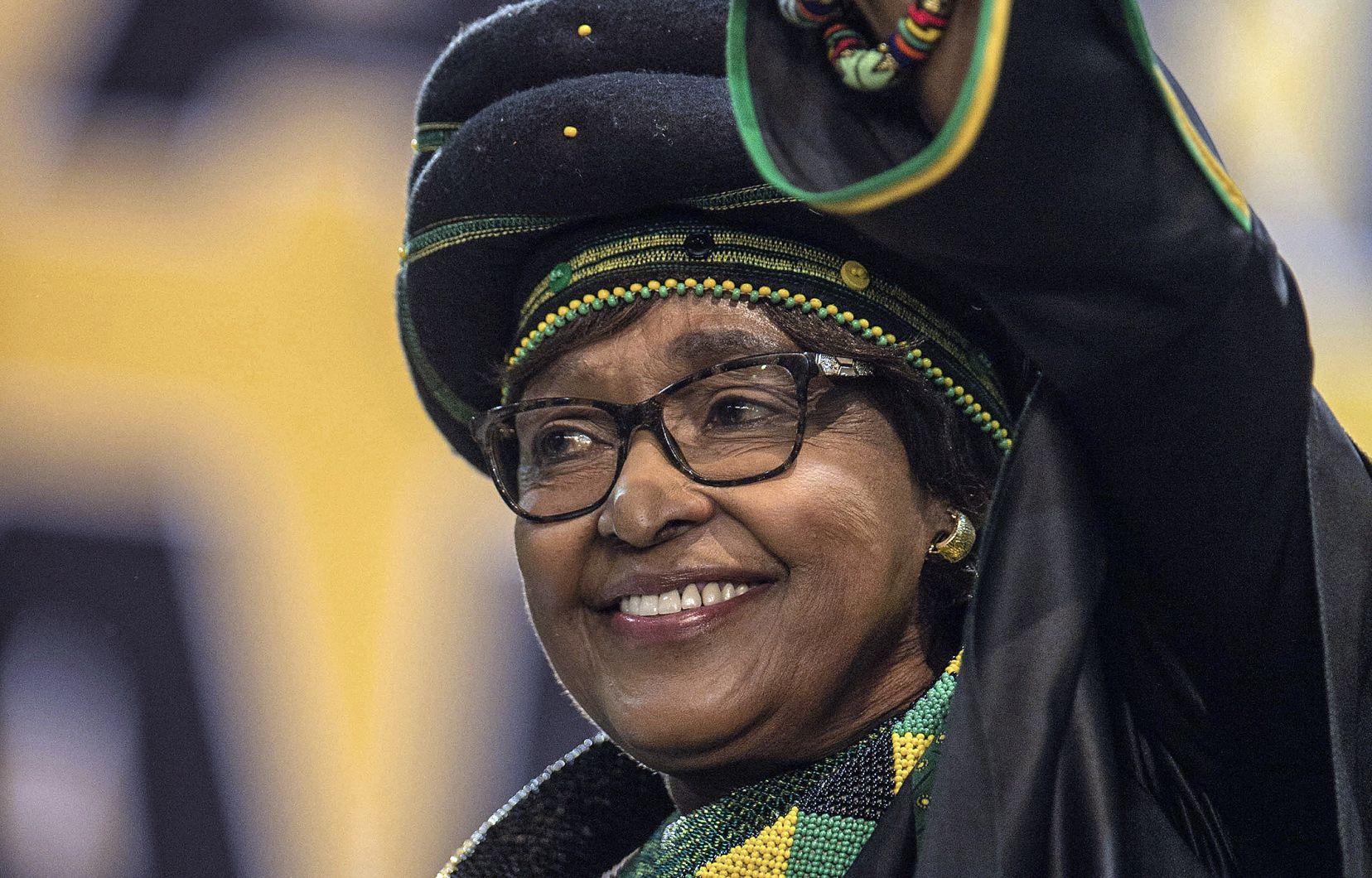 HOMMAGE A WINNIE MANDELA : En attendant les obsèques natioanles…