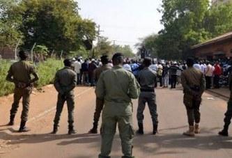 VIOLENTES REPRESSIONS DE MANIFS A NIAMEY