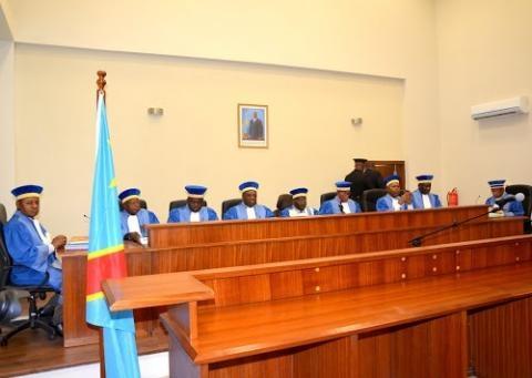 DEMISSION DE JUGES DE LA COUR CONSTITUTIONNELLE EN RDC : Un acte hautement courageux!