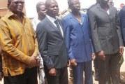 LUTTE CONTRE LA CRIMINALITE TRANSFRONTALIERE  :   Naissance d'une coopération multilatérale Bénin, Burkina, Ghana et  Togo