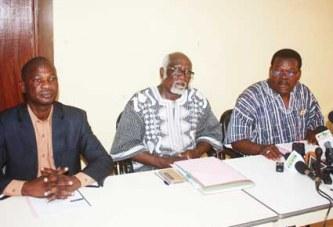 FONCTIONNEMENT DE L'ASSEMBLEE NATIONALE   :  Les groupes parlementaires de l'opposition  crient à l'exclusion