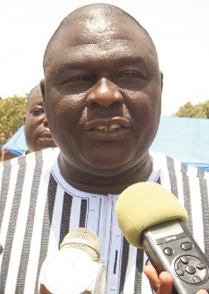 ABDOULAYE MOSSE, DEPUTE  MPP     « Le gouvernement doit se prononcer définitivement sur les fonds communs »