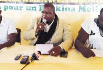 GOUVERNANCE ET SECURITE AU BURKINA   :  L'ADP appelle à un meeting de protestation en début  juin