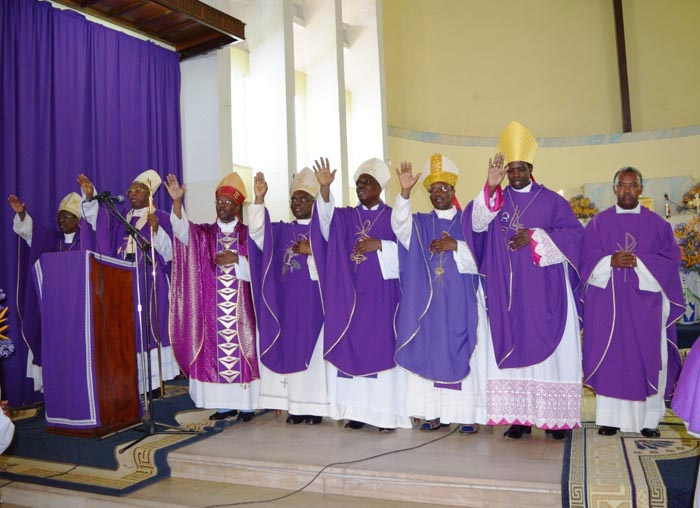 SORTIE DE L'EGLISE CATHOLIQUE SUR LE REFERENDUM AU BURUNDI