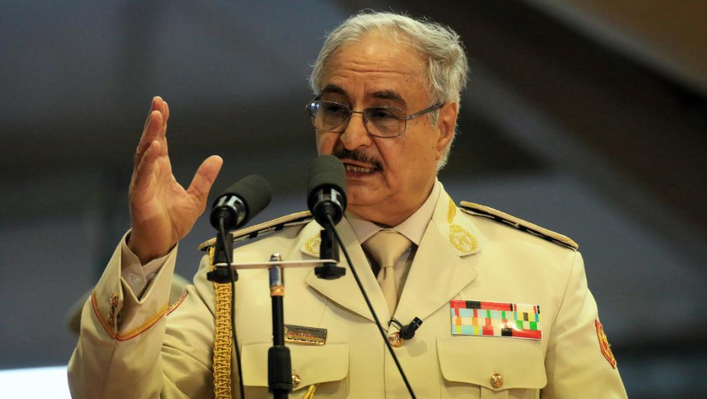Le maréchal Haftar lance l'assaut sur Derna — Libye