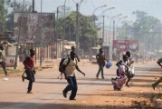 NOUVELLES VIOLENCES MEURTRIERES EN EX-OUBANGUI CHARI