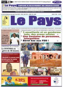 Le Journal du 23/05/2018