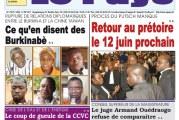 «Le Pays» N°6599 DU 28/05/2018
