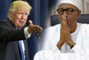 LE PRESIDENT NIGERIAN A LA MAISON BLANCHE