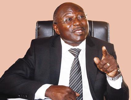 EDDIE KOMBOIGO, PRESIDENT DU CDP   :  « Pour moi, l'insurrection était une erreur »