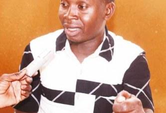 SENI KOUANDA, SG DU SATB   :  « Si nous étions des enfants gâtés, nous ne serions pas allés en grève»