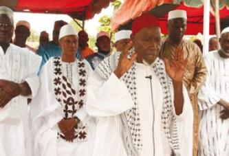 RAMADAN 2018   :  Les fidèles musulmans ont prié pour la paix et la concorde nationale