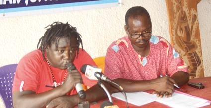 GROGNE AU MINEFID    : TOUBA demande aux syndicalistes de revenir à de meilleurs sentiments