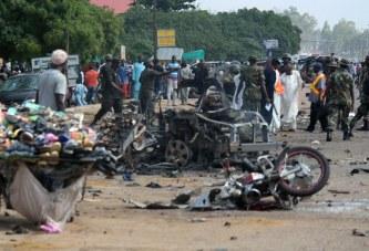 ATTAQUES TERRORISTES AU NIGERIA