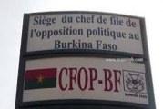 CANDIDATURE DE ROCH POUR 2020   :  « Cette annonce est un non-événement », selon le CFOP