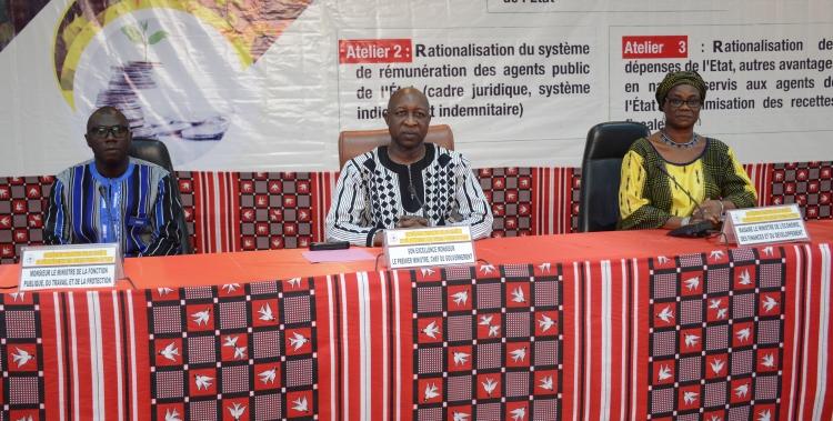 SYSTEME DE REMUNERATION DES AGENTS PUBLICS DE L'ETAT