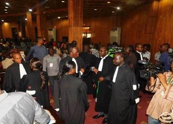 DEMANDE DE REPORT DU PROCES DU PUTSCH MANQUE  :   La décision du tribunal attendue demain