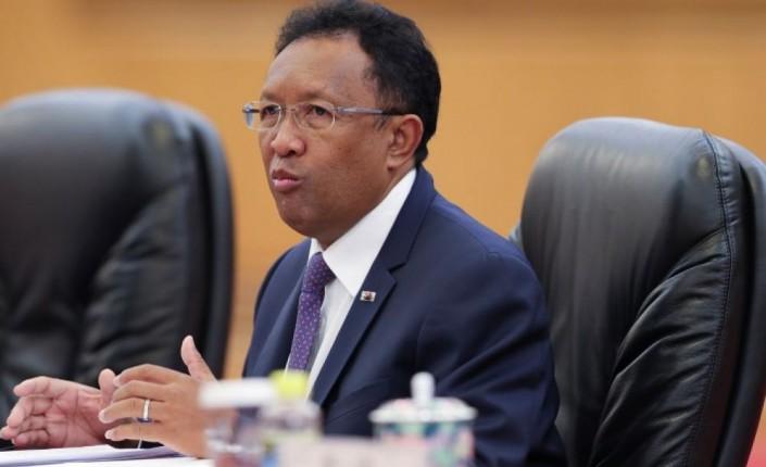 GOUVERNEMENT D'UNION NATIONALE A MADAGASCAR