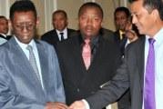 FORMATION DU GOUVERNEMENT DE CONSENSUS A MADAGASCAR