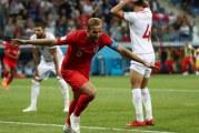 DEFAITE DE LA TUNISIE A LA COUPE DU MONDE RUSSIE 2018