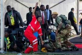 ZIMBABWE-ETHIOPIE