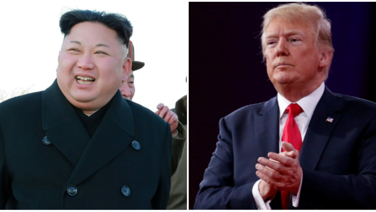 ACCORD ENTRE WASHINGTON ET PYONGYANG: