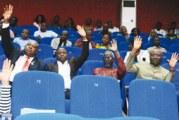 REVISION DU CODE ELECTORAL  :   Les députés de l'opposition claquent la porte, la loi adoptée