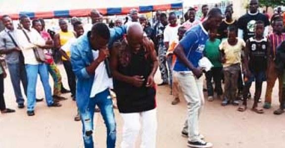 VICTOIRE DES BLEUS AU MONDIAL 2018   :  Scènes de liesse à Ouaga
