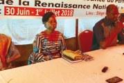 4e  CONGRES ORDINAIRE DU PAREN     « On ne veut plus de taupes (…) dans nos rangs », dixit Michel Béré, président du parti