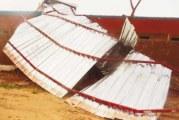 PLUIES DILUVIENNES A PIBAORE    :  Plus de 1 442 sinistrés, 9 blessés, 3 morts et de nombreux dégâts matériels