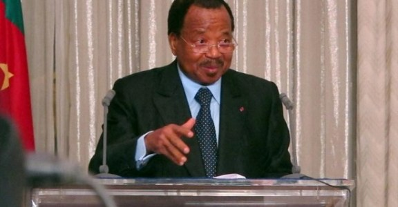 CANDIDATURE DU PRESIDENT CAMEROUNAIS A UN 7E MANDAT