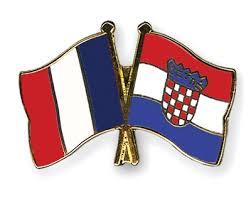 FRANCE # CROATIE EN FINALE DE LA COUPE DU MONDE RUSSIE 2018