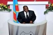 DISCOURS SUR L'ETAT DE LA NATION EN RDC