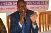 ABLASSE OUEDRAOGO, PRESIDENT DE  « LE FASO AUTREMENT »    : « Le président Roch est le véritable problème du Burkina »
