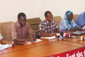 SANCTIONS CONTRE DES AGENTS DU MFSNF  :   Le SYNTAS et le comité CGT-B dénoncent « un abus d'autorité »