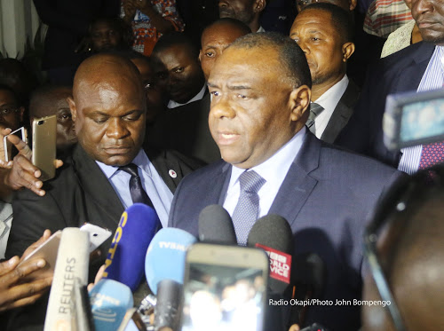 INVALIDATION DE LA CANDIDATURE DE BEMBA