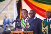 CONFIRMATION DE LA VICTOIRE DE MNANGAGWA