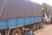 TRANSPORT AU BURKINA :Les routiers veulent la tête du président de l'OTRAF