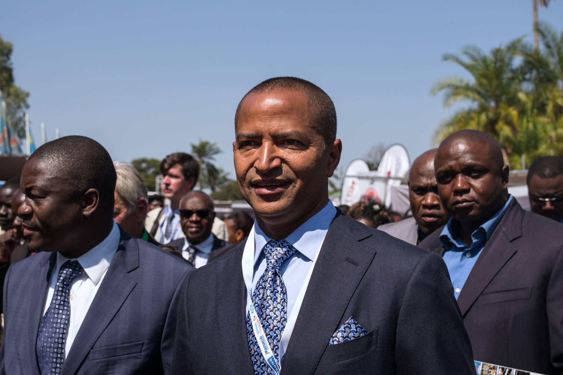 RETOUR ANNONCE DE MOISE KATUMBI EN RDC